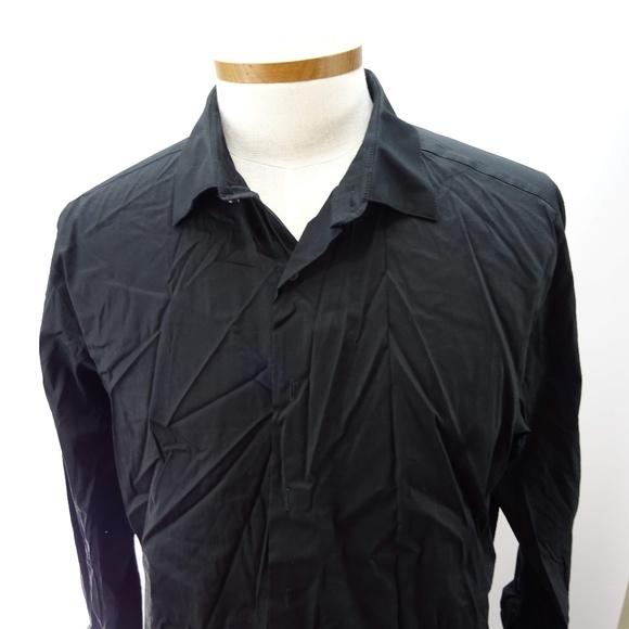 Alfani Other - Alfani Slim Fit Men's Black Long Sleeve XL NWOT